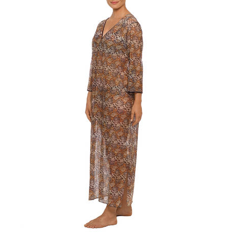 PRIMADONNA Robe de plage longue Karma Amethyst