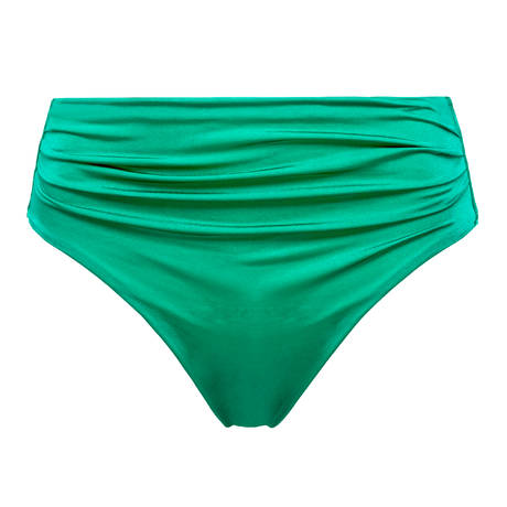 CHANTELLE Maillot de bain culotte haute Cala Conte Mint