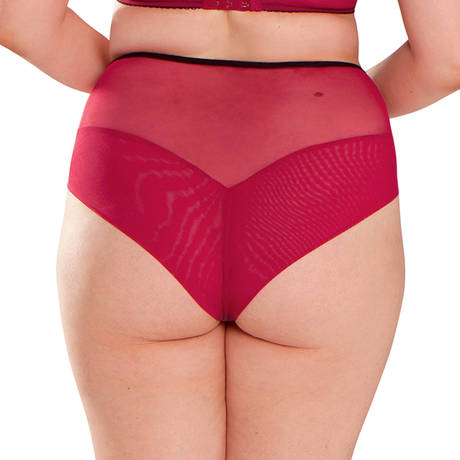 SCANTILLY Culotte Knockout Red