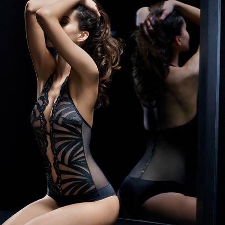 IMPLICITE Body Enigme Noir