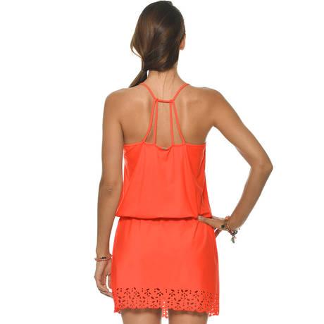BANANA MOON Robe de plage Huawei Orange