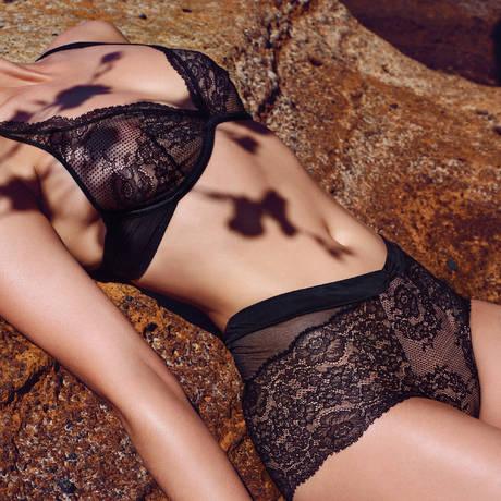 MARIE JO Soutien-gorge triangle Precious Noir