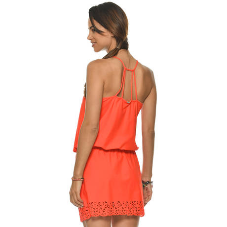 BANANA MOON Robe de plage Huawei Orange