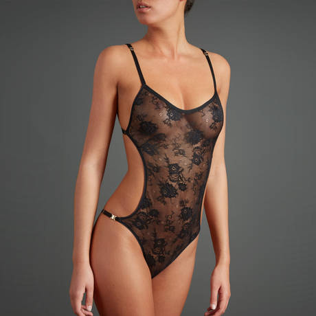 ATELIER AMOUR Body Irrésistible Attraction Noir