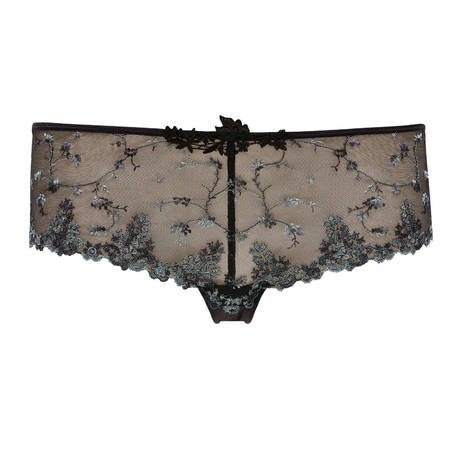 PASSIONATA Shorty White Nights Noir/Gris