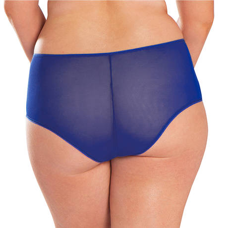 CURVY KATE Shorty Victory Electric Blue