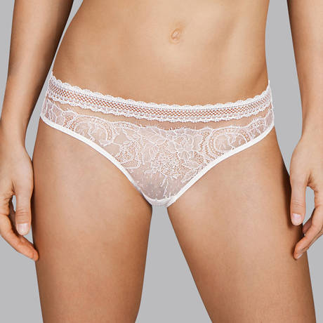 ANDRES SARDA Slip brésilien Glass Naturel
