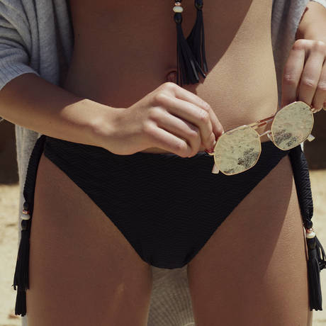 CHANTELLE Maillot de bain bikini Moon Party Noir