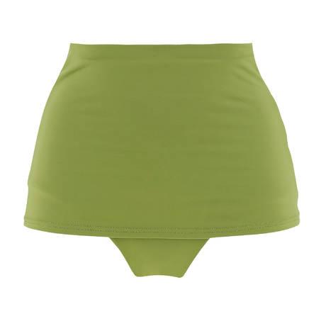 SEAFOLLY Maillot de bain culotte haute galbante Active Moss