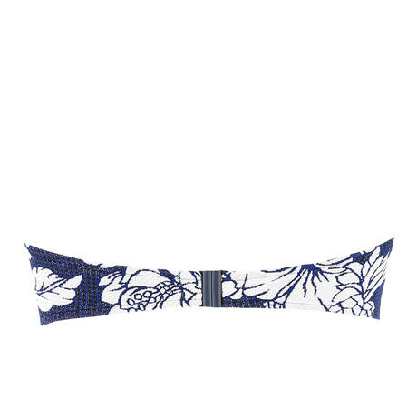 SEAFOLLY Maillot de bain bandeau Royal Horizon Royal Horizon