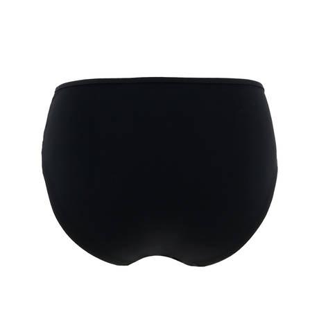 SIMONE PÉRÈLE Maillot de bain culotte rétro Maya Noir