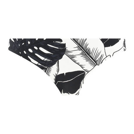 SEAFOLLY Maillot de bain slip hipster Palm Beach Noir
