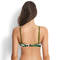 SEAFOLLY Maillot de bain triangle coques sans armatures Palm Beach Moss