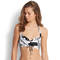 SEAFOLLY Maillot de bain push-up Palm Beach Noir