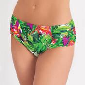 Maillot de bain shorty Aubade Fleur Tropicale