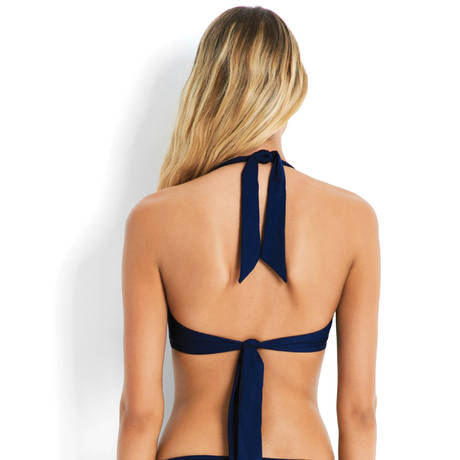SEAFOLLY Maillot de bain push-up Seafolly Indigo
