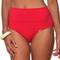LIVIA Maillot de bain culotte haute Lavandou Rouge