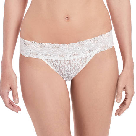 WACOAL String Halo Lace Ivoire