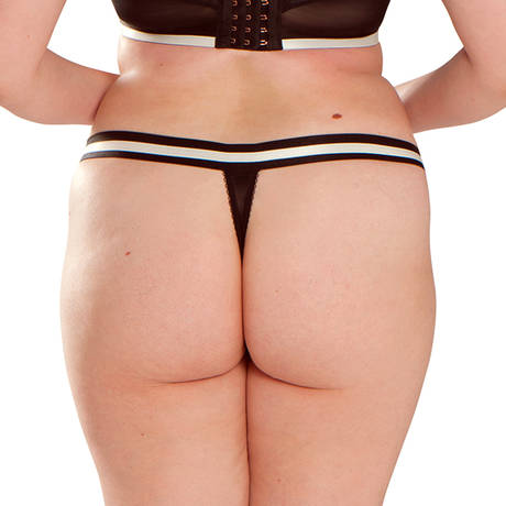 SCANTILLY String Decadence Monochrome