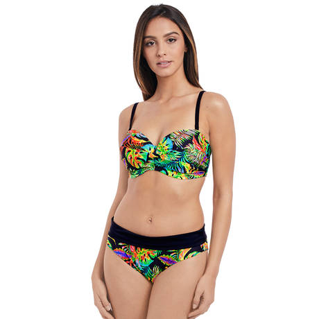 FREYA Maillot de bain bandeau Electro Beach Tropical