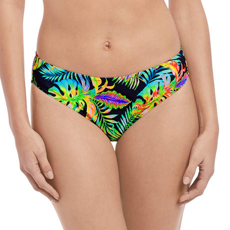 FREYA Maillot de bain slip Electro Beach Tropical