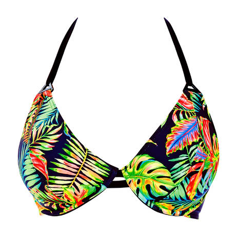 FREYA Maillot de bain triangle Electro Beach Tropical