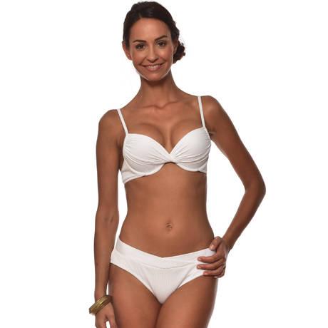 LIVIA Maillot de bain coques Mantova Blanc
