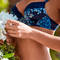 AUBADE Soutien-gorge push-up Charme d'Eden Lazuli