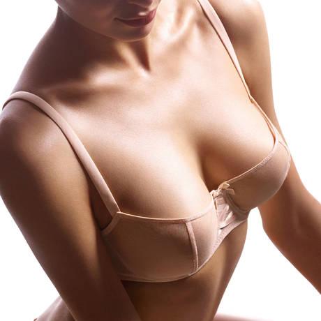 AUBADE Soutien-gorge corbeille Nudessence Nude d'été