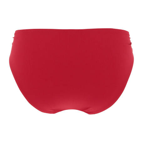 ANTIGEL Maillot de bain slip coulisse La Smart Chérie Rouge Smart