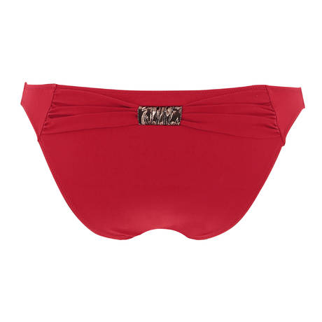 ANTIGEL Maillot de bain slip séduction La Smart Chérie Rouge Smart