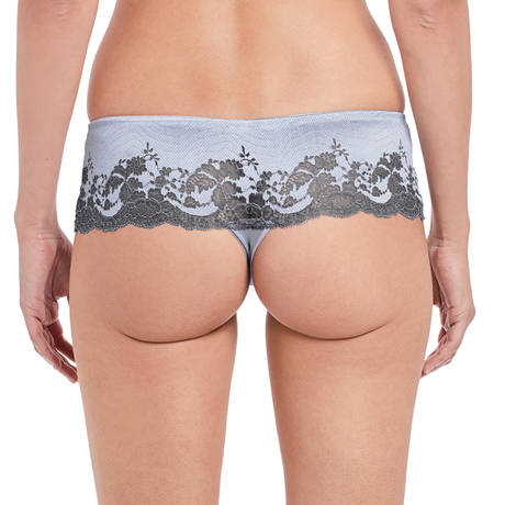 WACOAL Tanga Lace Affair Eventide-Grey