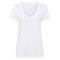HANRO Top manches courtes Sleep & Lounge Blanc