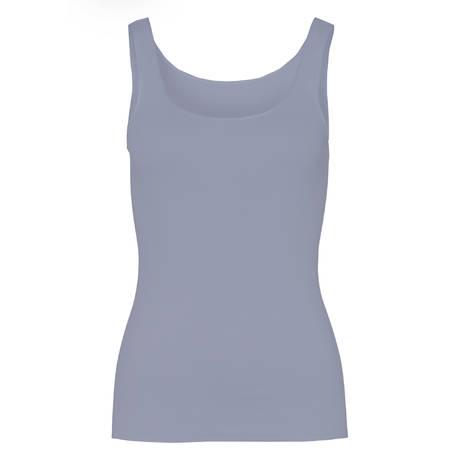 HANRO Débardeur en coton Cotton Seamless Lilac Grey