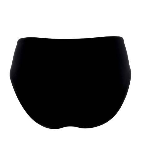 LISE CHARMEL Maillot de bain slip coulissant Course au Large Course Noir
