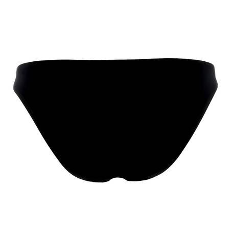LISE CHARMEL Maillot de bain slip taille basse Course au Large Course Noir