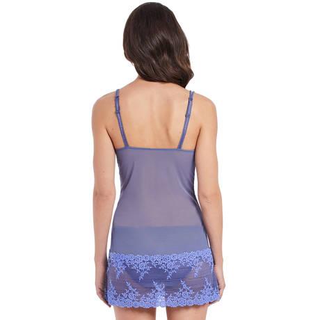 WACOAL Nuisette Embrace Lace Twilight Purple