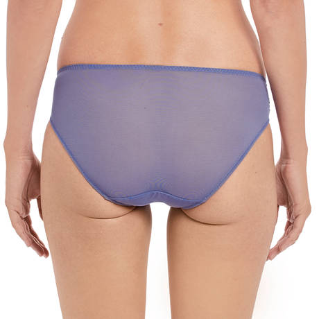 WACOAL Slip Embrace Lace Twilight Purple