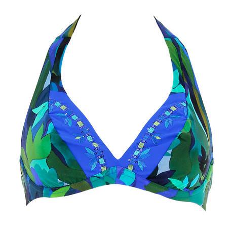 LISE CHARMEL Maillot de bain armatures triangle Aquarelle Nautique Tahiti Aquarelle