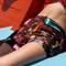 PAIN DE SUCRE Short Maillot de bain armatures Watson Sensitive Sea Flower Seaflower