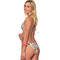 BANANA MOON Maillot de bain triangle réversible Arusha Rose