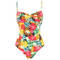 BANANA MOON Maillot de bain 1 pièce armatures Bayside Multicolore