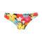 BANANA MOON Maillot de bain slip échancré Bayside Multicolore