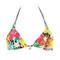 BANANA MOON Maillot de bain triangle coques Bayside Multicolore