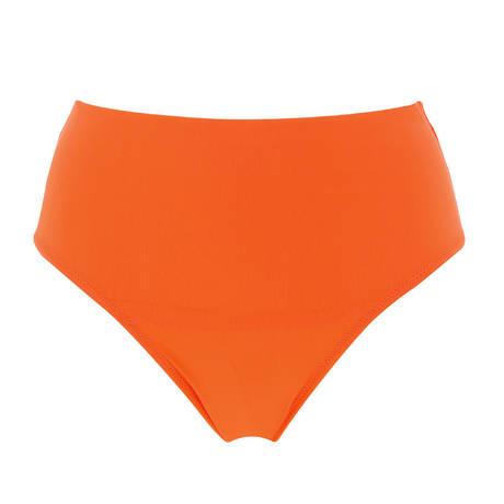 PAIN DE SUCRE Maillot de bain culotte taille haute Tobago Sensitive Uni Life Mango