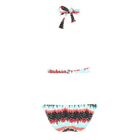 SORAYA Maillot de bain 2 pièces coques Grenade Lagon Multicolore
