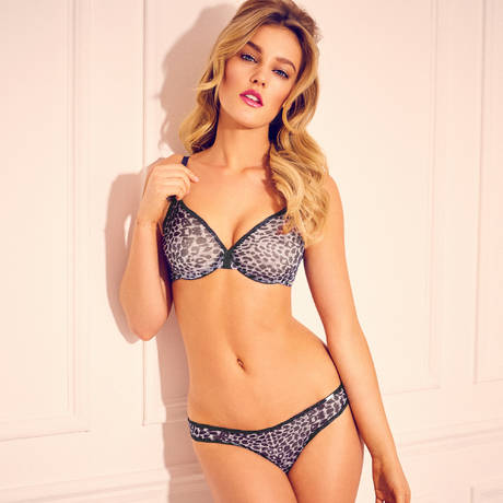 GOSSARD String Glossies Leopard Animal