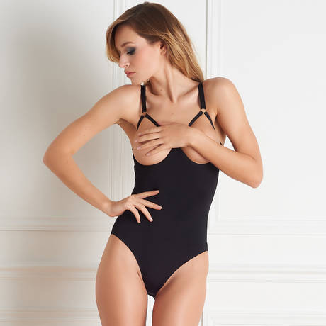MAISON CLOSE Body string Tapage Nocturne Noir