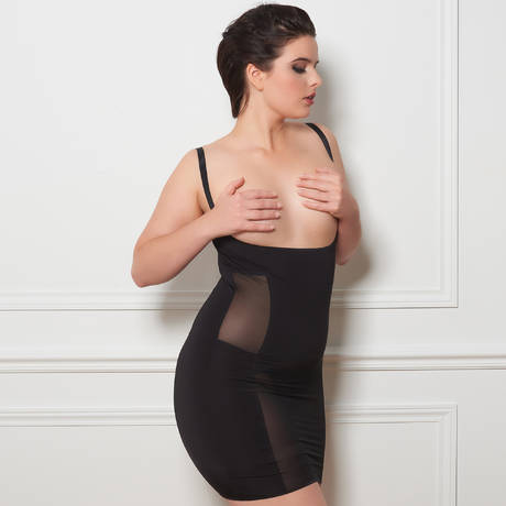MAISON CLOSE Robe Belle de Jour Noir