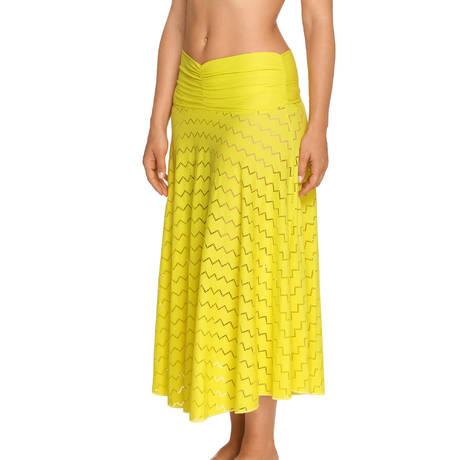 PRIMADONNA Robe de plage paréo Maya Canary
